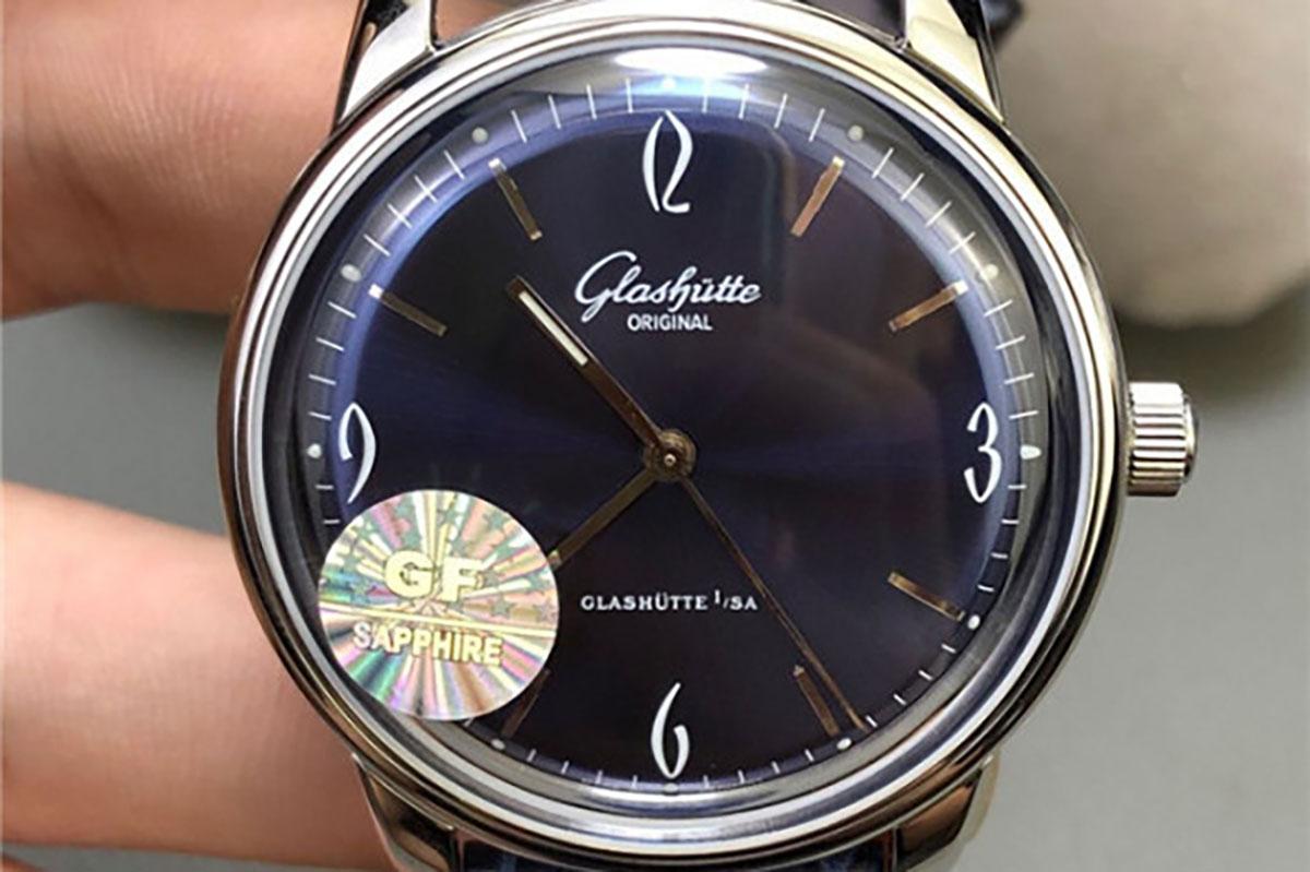 GF厂格拉苏蒂六十年代复古款腕表怎么样
