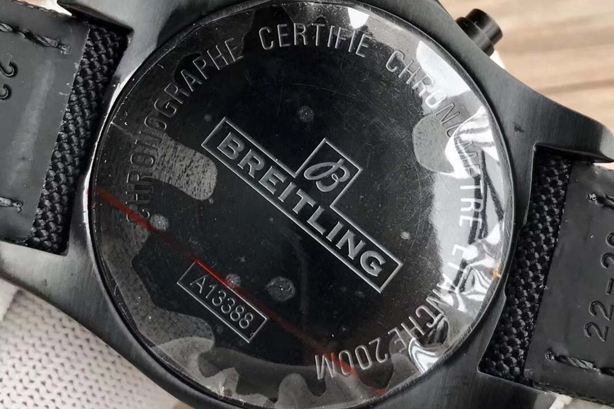 GF厂复刻版挑战者系列「M1338810」腕表做工评测-品鉴GF厂复刻腕表